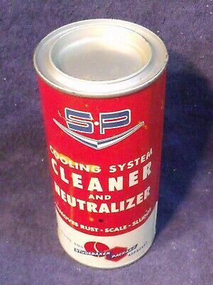 Original Studebaker-Packard Cooling System Cleaner and Neutralizer ~ SP00005