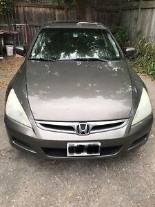 2006 Honda Accord, SE v6