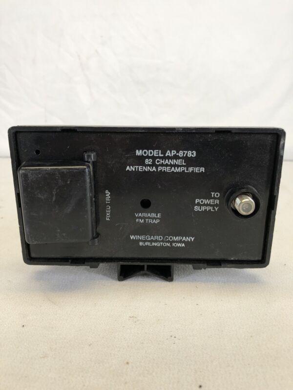 Winegard 82 Channel Antenna Amplifier AP-8783