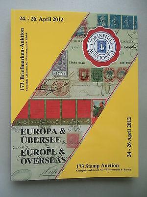 173. Briefmarken-Auktion Stamp Auction 2012 Briefmarken Philatelie