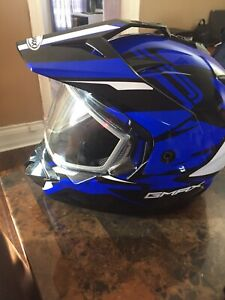 Motorcycle, off road helmet