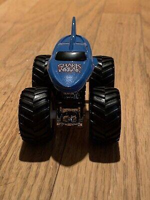 Hot Wheels Monster Jam Shark Wreck 1:64 Diecast Monster Truck