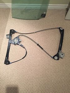E46 BMW  window regulator
