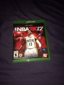 NBA 2k17 Used 3 Times