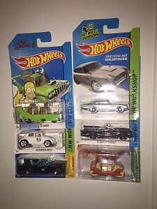 Hard to find Hot Wheels