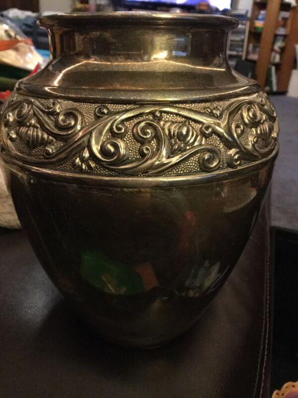 International Silver Company  Vase/Jar
