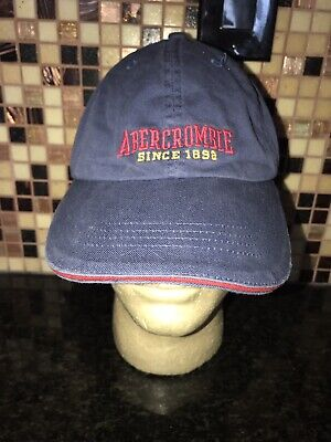 Abercrombie & Fitch 1892 Baseball Cap Trucker Hat Vintage NWT