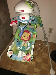 Fisher Price baby swing Oakville / Halton Region Toronto (GTA) image 1