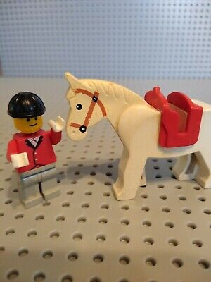 LEGO Minifigure and Horse - Vintage Set