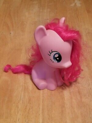 "My Little Pony Pinkie Pie Seated 9 "" Friendship Is Magic Brushable - FREE SHIPP"