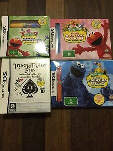 Nintendo DS Kids Learning games brand new Inala Brisbane South West Preview