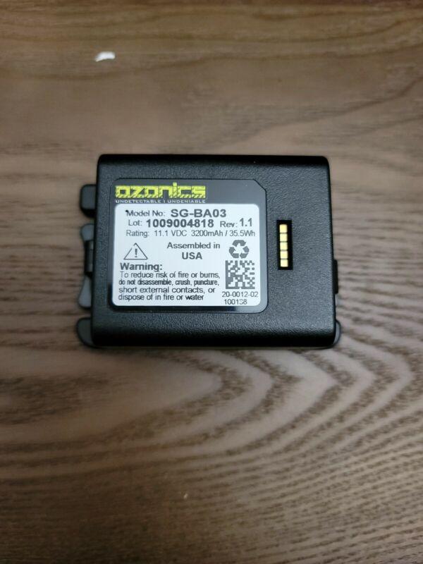 Ozonics SG BA03 Rechargeable 3200mah Li-ion Battery