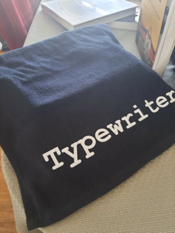 Typewriter Dust Cover (2) - Soft NO SCRATCH Protective Covers FITS MOST- 2 pack.
