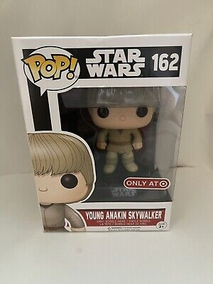 Exclusive Mint Condition - Young Anakin Sky walker Pop!