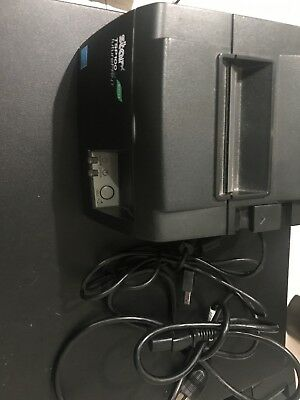 Star Micronics Tsp100eco Tsp143iiu Black Usb Thermal Receipt Printer