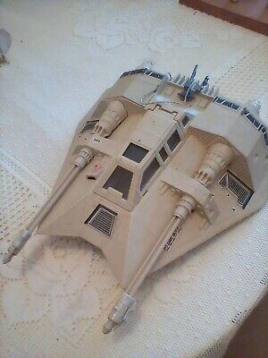 Vintage Star Wars Snowspeeder Palitoy Complete with Original Box