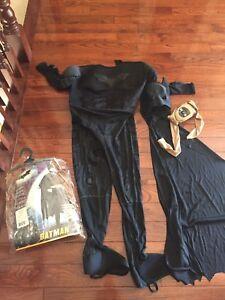 Halloween costume Batman
