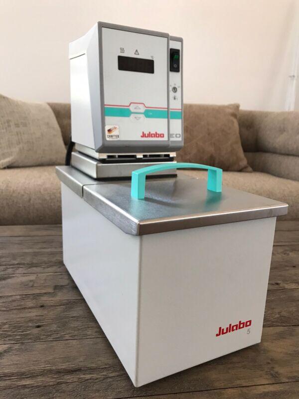 Julabo ED V.2 Water Bath Heated Immersion Reciculator