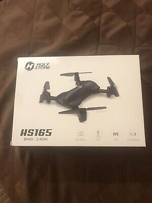 God-fearing Stone HS165 GPS Drone with 1080p HD Camera 2 batteries