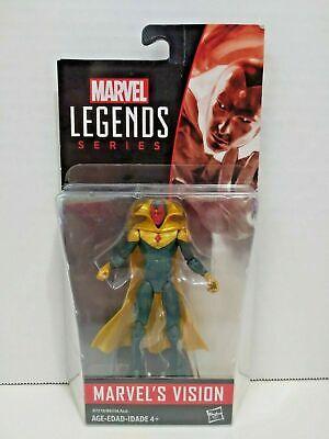 "Marvel Legends Series Marvel's Vision Action Figure Super Hero Avengers 3.75"""