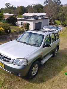 2001 Mazda Tribute Dungog Dungog Area Preview