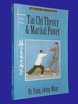 NEW!! Tai Chi Theory & Martial Power Advanced Yang Style Tai Chi Chaun Yang