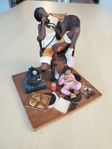 """ꙮ Annie Lee Sass 'n Class """"The Babysitter"""" Figurine"""