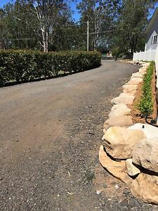 LANDSCAPING, EXCAVATION & EARTHWORKS North Richmond Hawkesbury Area Preview