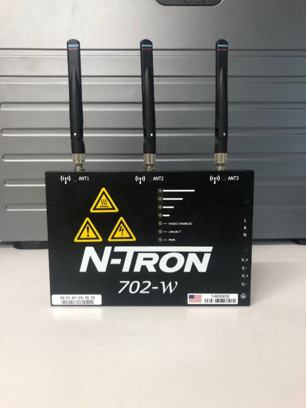 N-Tron 702-W Industrial Wireless Access Point/WiFi.