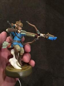 Zelda link arrow amiibo