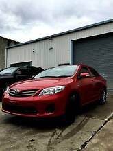 2011 Wildfire Toyota Corolla ZRE15 Ascent Complete Drive-away Sumner Brisbane South West Preview