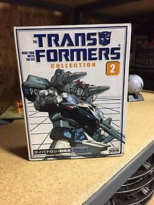 Takara Transformers G1 Reissue Collection #2 Prowl