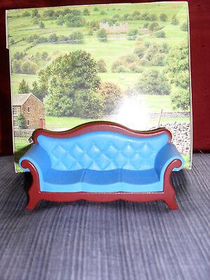 Vintage Playmobil Sofa for Victorian Mansion House Circa 1989