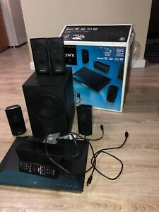 Blu-ray Disc/DVD Home Theater system