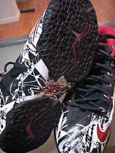 Nike Lebron 11 Graffiti Sneakers Penrith Penrith Area Preview