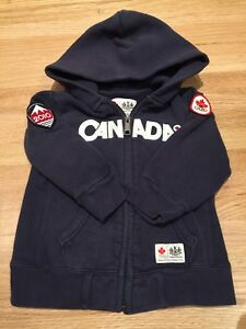 Canada Hoodie - 18-24 Months
