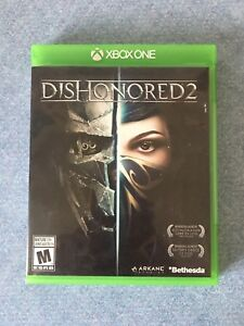 Dishonoured 2 for Xbox One