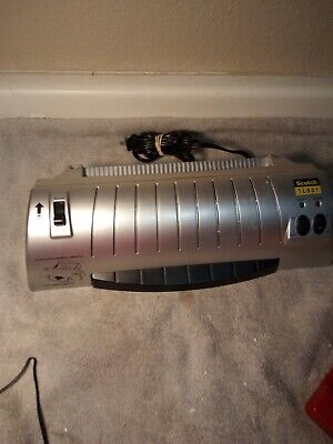 Scotch --- Tl901 --- Laminator----free Ship--vgc