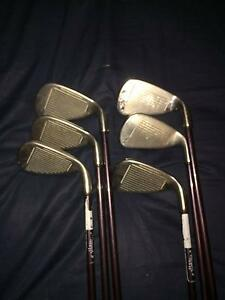 Left handed ladies Callaway Big Bertha set *perfect for juniors* Hope Island Gold Coast North Preview
