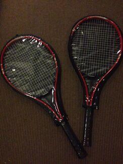 2 x Tennis Racquets + Balls  Fitzroy Yarra Area Preview