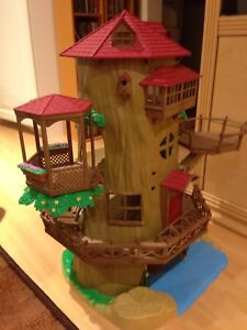 Calico Critters Treehouse
