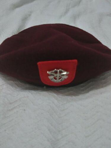 7TH Special Forces Beret Size 7 3/4 Large
