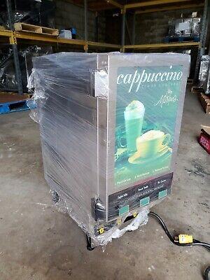 Bunn Cappuccino Machine Hc-3. 3 Hoppers - Refurbished