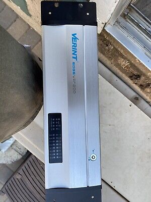 Verint Edge Vr200 Network Video Recorder Dvr Digital Video Recorder -no Hardrive