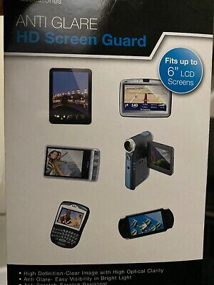 Vivitar Anti Glare High Definition Screen Guard for up to 6