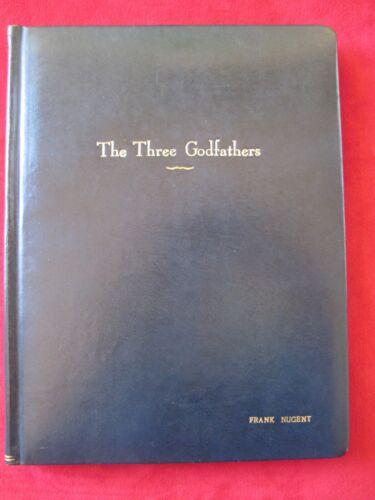 JOHN FORD JOHN WAYNE - THREE GODFATHERS - SCREENWRITER