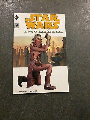 Star Wars: Zam Wesell TPB, Bounty Hunter, FREE UK POSTAGE