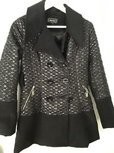 Women's Clothing Practical Noni-b Dark Grey Lightweight Long Sleeve Jacket Size 18 New With Tags Moderate Price