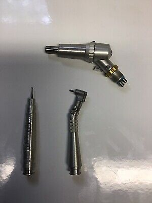 Midwest Shorty Contra Angle 2 Speed Motor W Cone