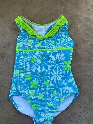 2d5cb5f7332 Girls one piece Speedo flowered swimsuit size 12